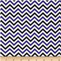 Ups & Downs Chevron Purple/Black