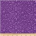 Dazzle Kaleidescope Purple