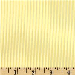 Pinfeather Baby Cord Maize