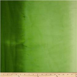 Ombre Hand Dyes Sage Green Fabric