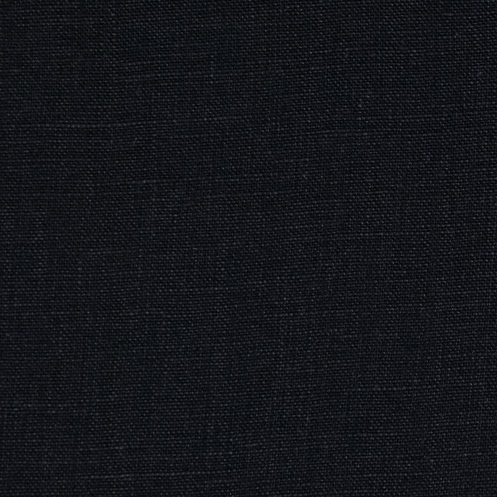 Stonewashed Linen Black