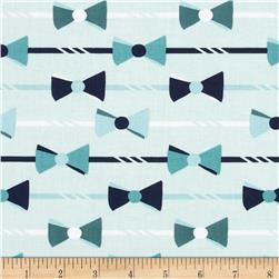 Riley Blake Derby Main Aqua Fabric