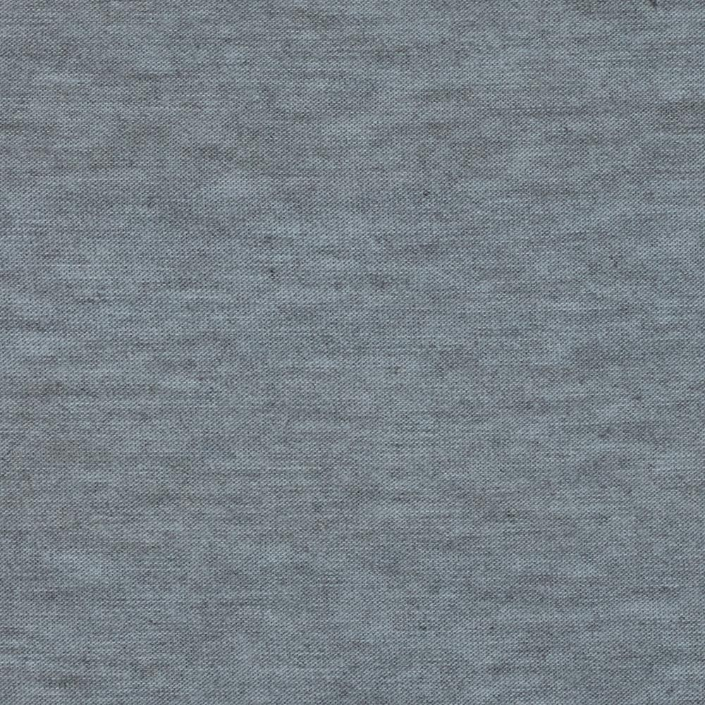 Cotton Lycra Spandex Jersey Knit Shimmer Grey