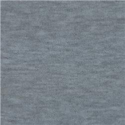 Cotton Lycra Jersey Knit Shimmer Grey