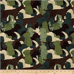 Hunt Club Large Toss Animals Dark Green