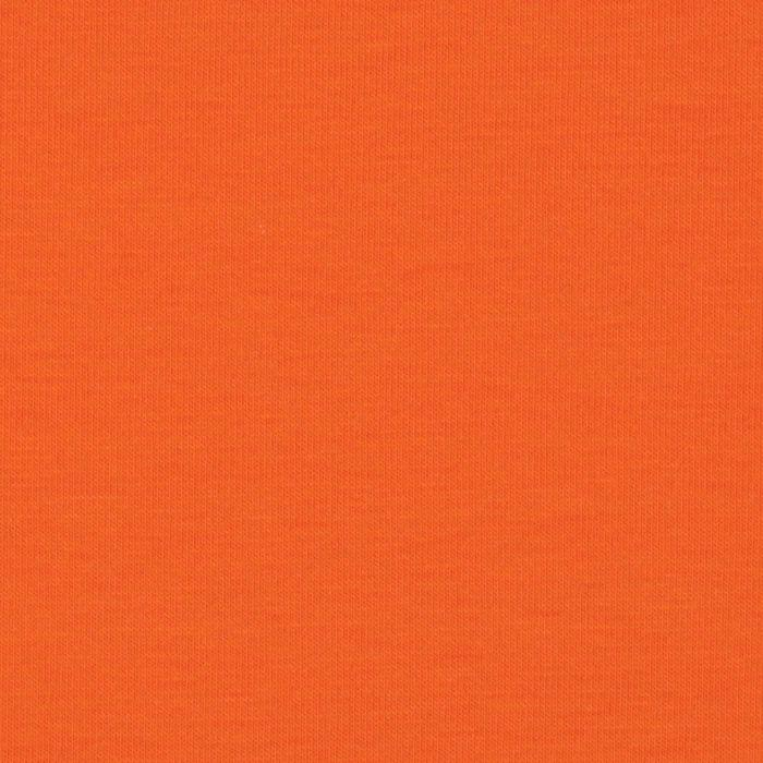 Kaufman Laguna Stretch Jersey Knit Orange