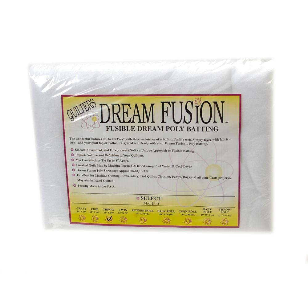 Quilter's Dream Fusion Poly Select (60