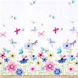 Flutter the Butterfly Flutter Double Border Lilac