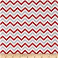 Ups & Downs Chevron Red/Grey