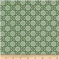 Alchemy Metallic Tiles Pine/Silver