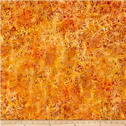 Kaufman Artisan Batiks Cornucopia Leaves Autumn