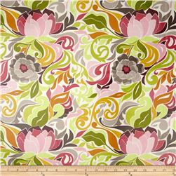 Riley Blake Halle Rose Laminate Floral Gold
