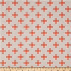 Riley Blake Four Corner Weave Gray