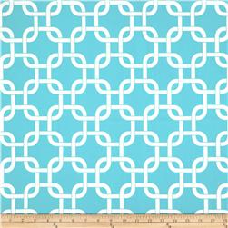 Premier Prints Gotcha Twill Girly Blue Fabric