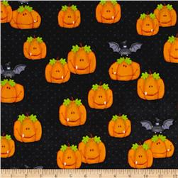 The Count Pumpkins Black