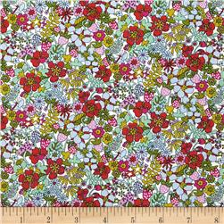 Liberty of London Flower Tops Lawn Coral