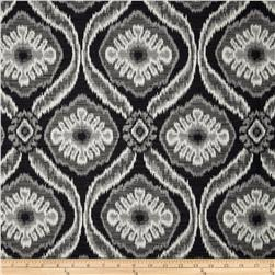 Duralee Home Mecca Upholstery Jacquard Black