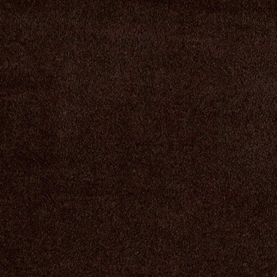Wool Melton Dark Brown