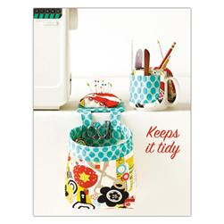 Kwik Sew Craft Scrap catcher with Pincushion and