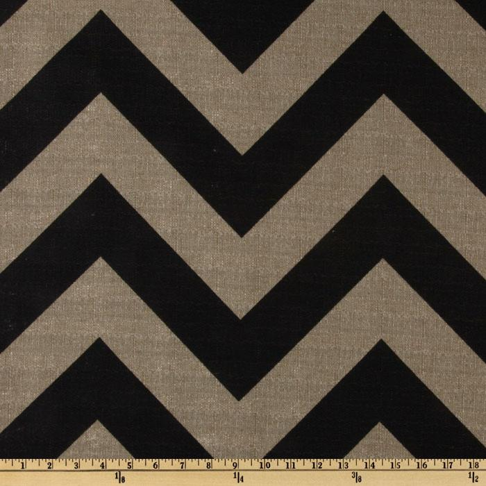 Unusual Black And Tan Chevron Fabric Pictures Inspiration ...