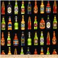 Cheers Beer Bottles Black