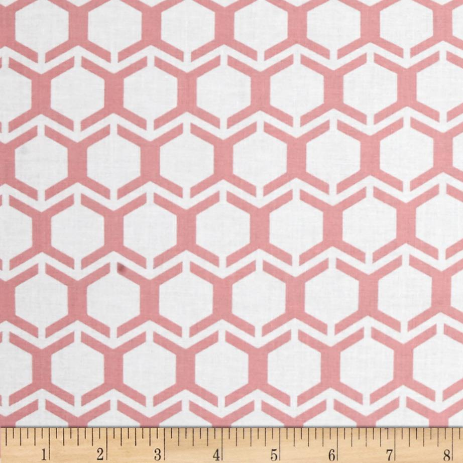 Darling Hexagon Rose