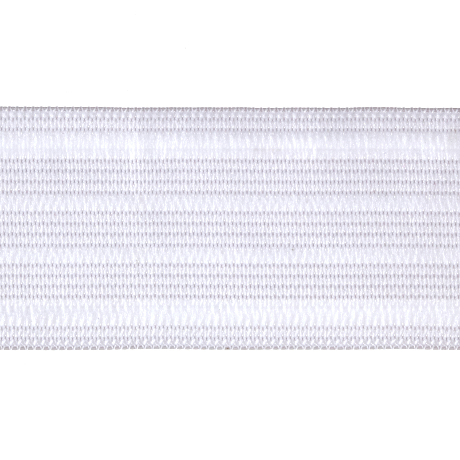 1-1/2'' Sport Elastic White by Notions Marketing in USA