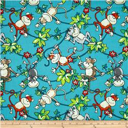 Zany Zoo Monkeys Multi