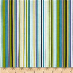 Calypso Stripes White