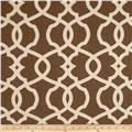 Magnolia Home Fashions Emory Chocolate