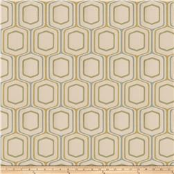 Fabricut Four Square Jacquard Breeze