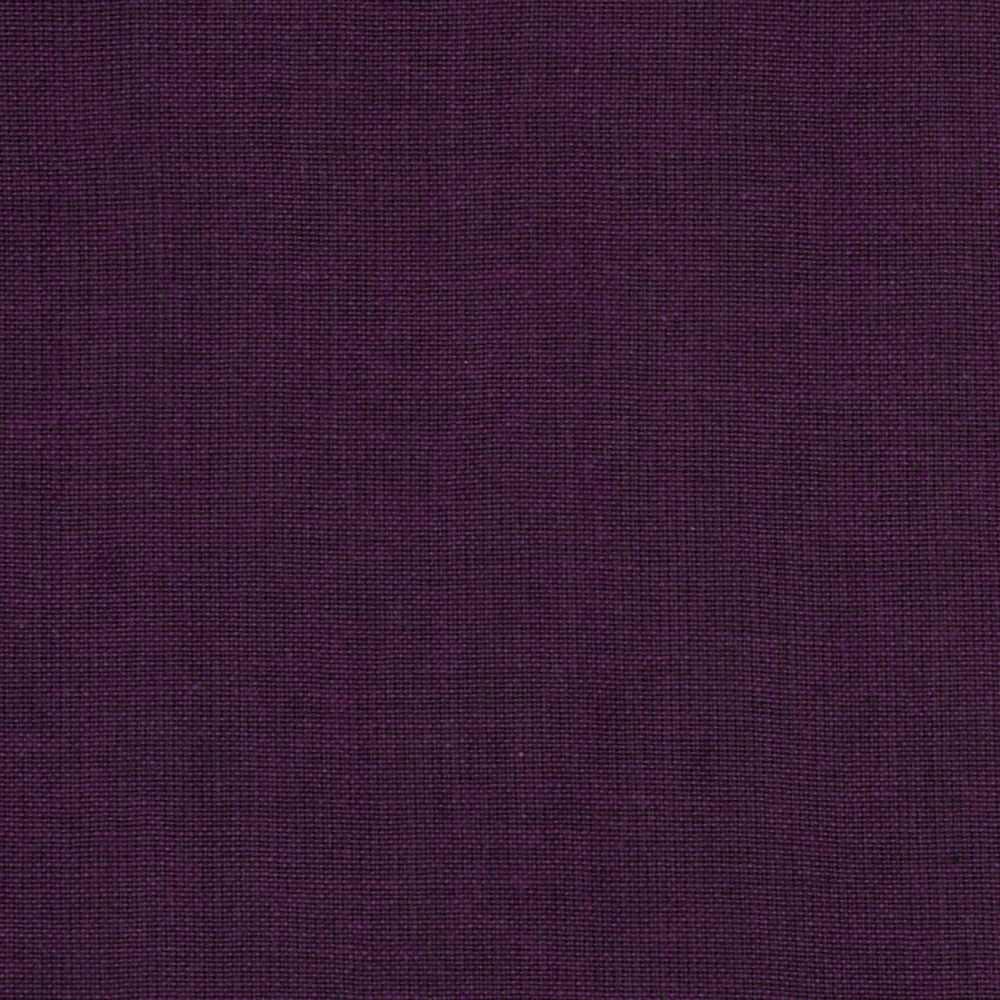 Peppered Cotton Aubergine Fabric