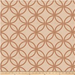 Fabricut Reconciliation Embroidered Twill Spice