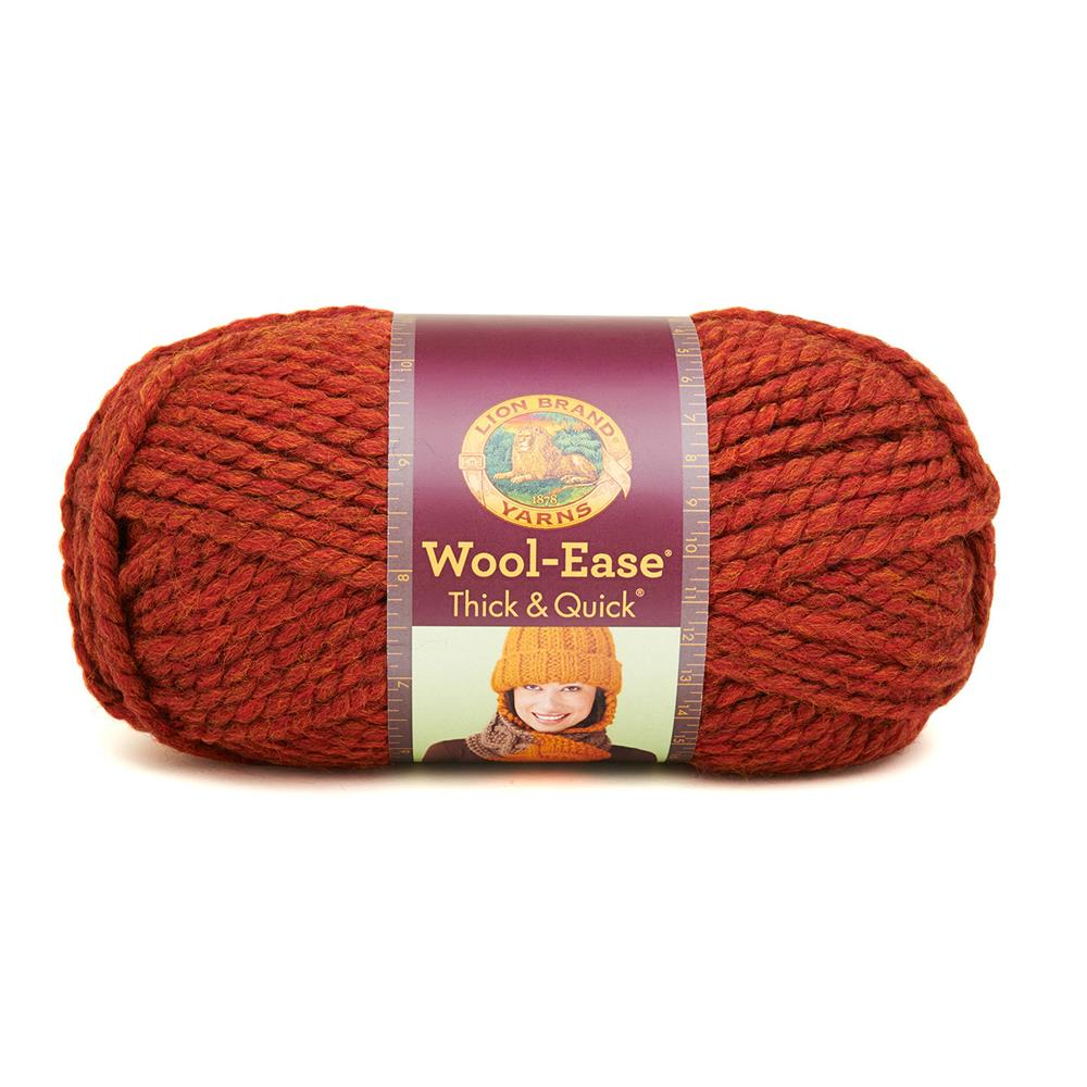 Lion Brand Wool-Ease Thick & Quick Yarn (135)
