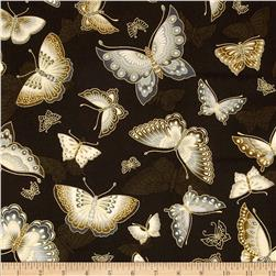 Imperial Collection Metallics Butterflies Antique