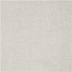 P Kaufmann Dune 100% Linen Sheers Off White
