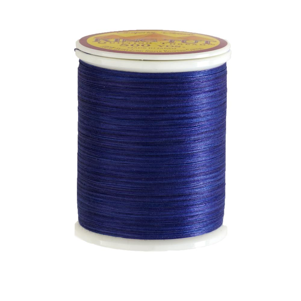 Superior King Tut Cotton Quilting Thread 3-ply 40wt 500yds Lobelia