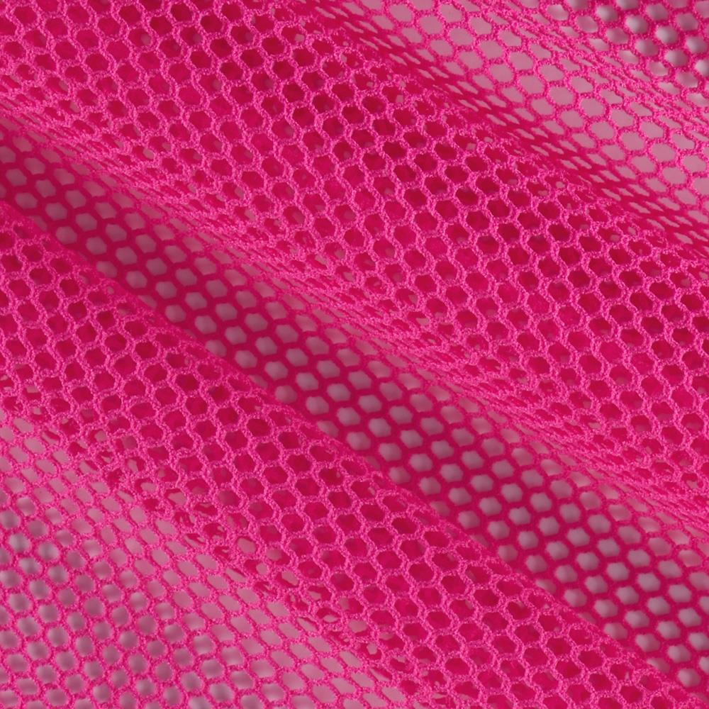 Fish Net Hot Pink
