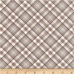 Quartette Collection Plaid Grey