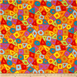 Brandon Mably Puzzle Orange