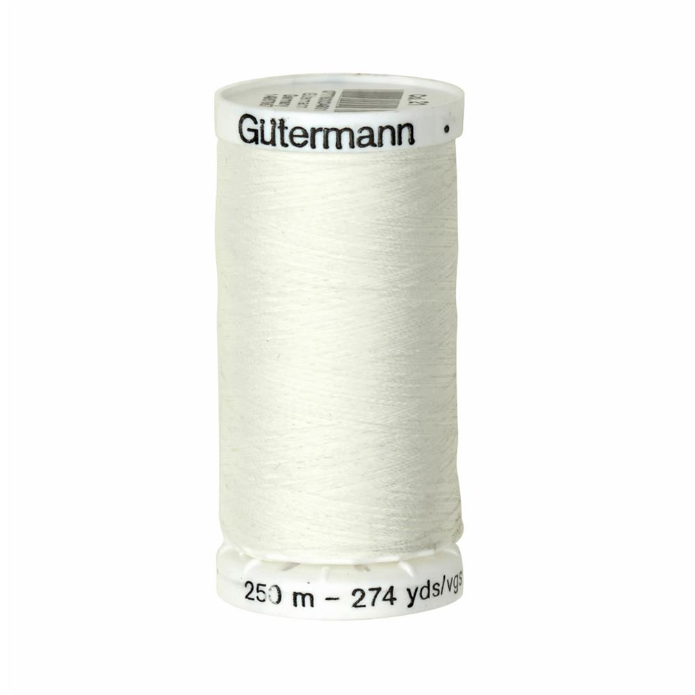 Gutermann Sew-all Polyester All Purpose Thread 250m/273yds Oyster