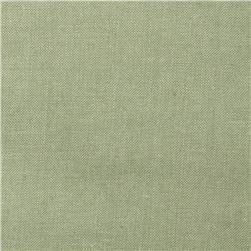 Canvas Solid Light Green