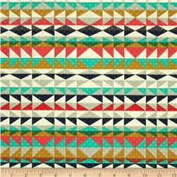 Cotton & Steel Mesa Overlook Serape Coral
