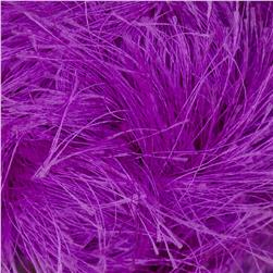Lion Brand Fun Fur Yarn Purpletini