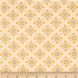 Moda Baby Jane Giddy Cream/Mustard