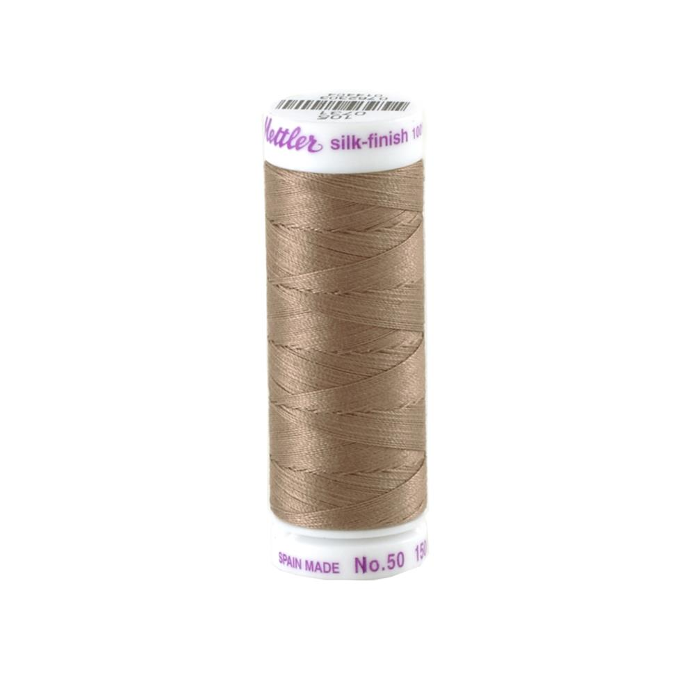 Mettler Cotton All Purpose Thread Straw