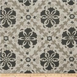 Jaclyn Smith 02605 Jacquard Dove Gray