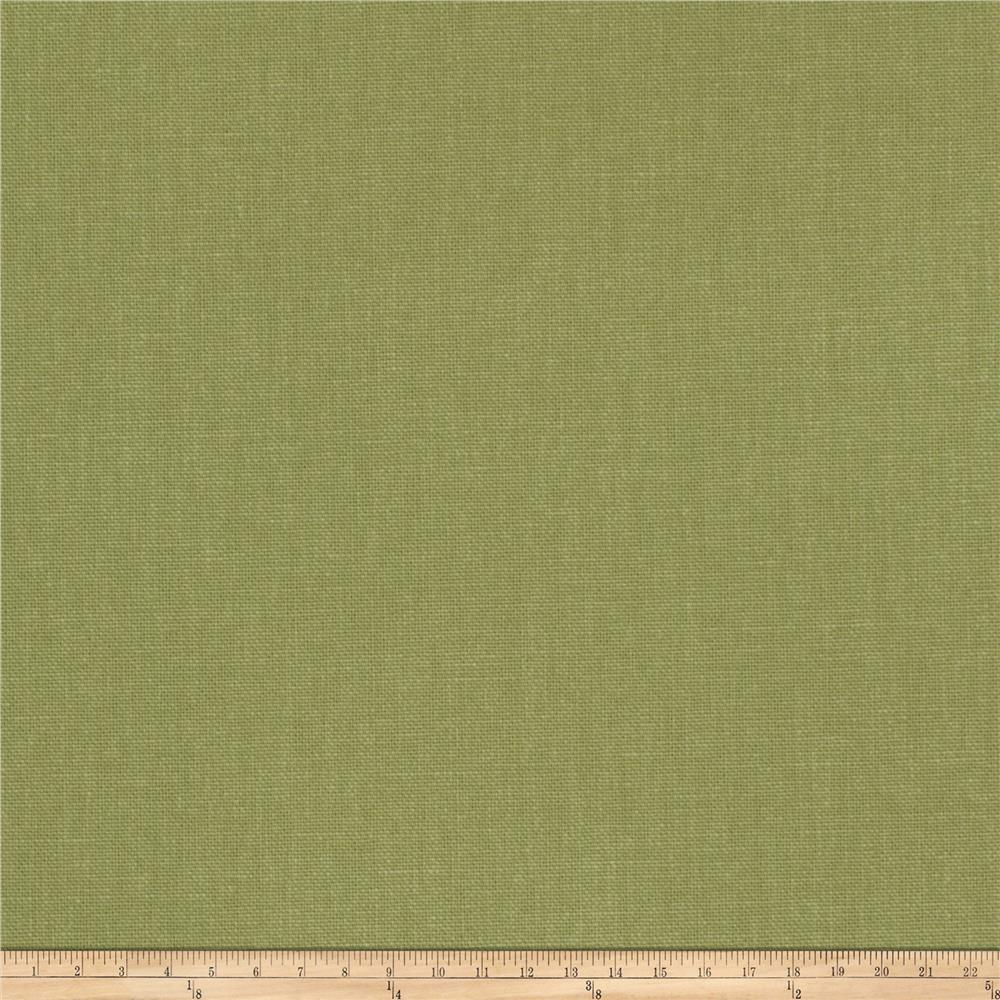 Fabricut principal brushed cotton canvas grass discount for Canvas fabric