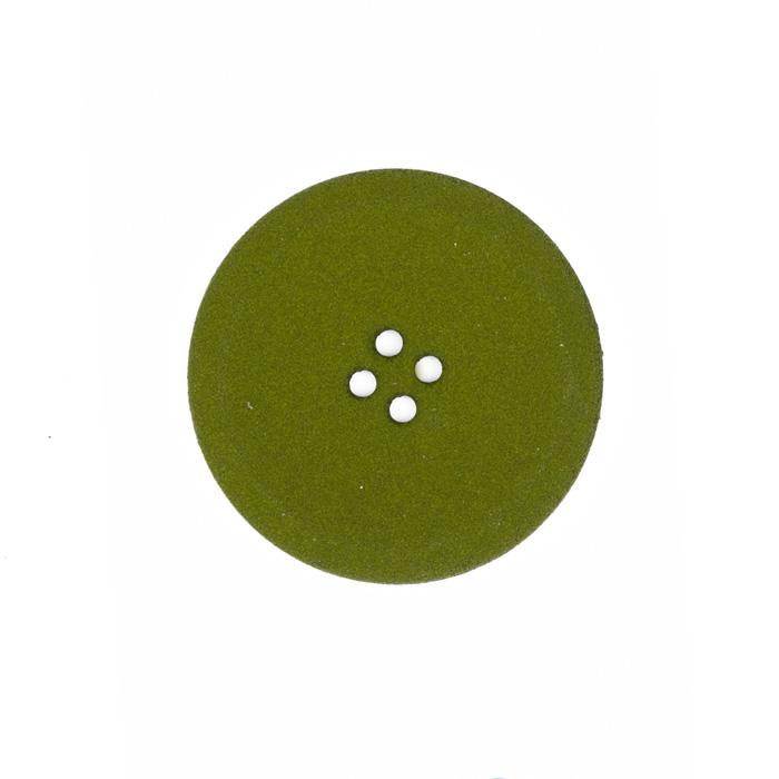 Fashion Button 1 3/8'' Kalamath Olive