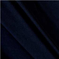 Stretch ITY Jersey Knit Dark Navy